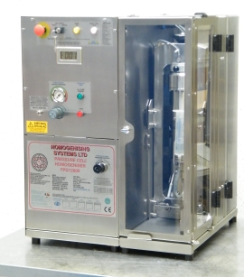 High Pressure Laboratory Homogenizer image